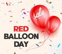 Red Balloon Day Event